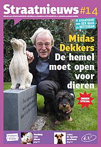 Cover Straatnieuws Midas Dekkers